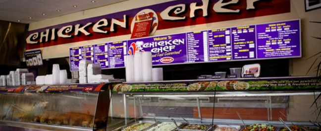 POS Systems for Chicken & Pizza Stores